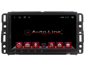 ANDROID 8.1.0 Chevrolet Captiva 2008-2012г HD ЭКРАН 1024-600 ПРОЦЕССОР 8 ЯДЕР (OCTA CORE)
