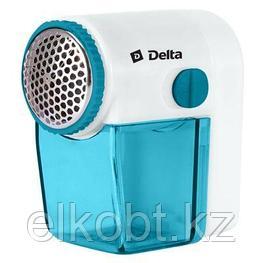 Машинка для стрижки катышков DELTA DL-256 белая с бирюзовым