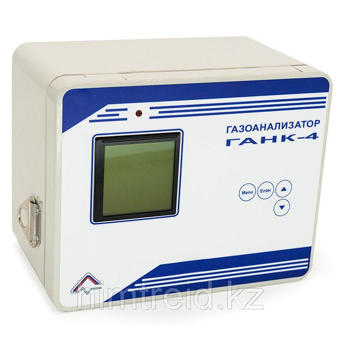 Газоанализатор ГАНК-4 (АР) переносной в комплекте с фильтром пылевым ФП-1, фильтром сорбционным ФС-1