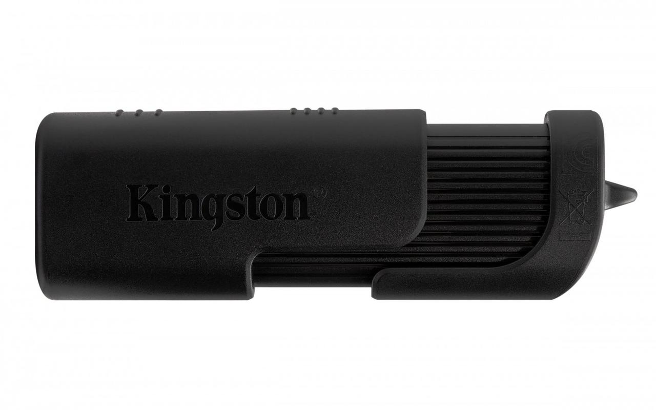 USB Флеш 16GB 2.0 Kingston DT104/16GB черный