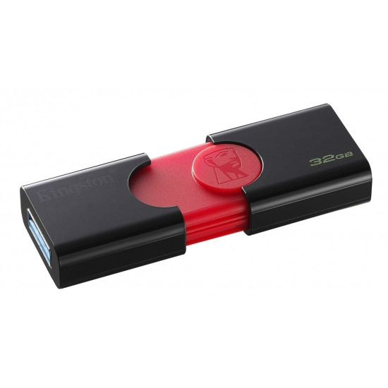 USB Флеш 32GB 3.0 Kingston DT106/32GB черный