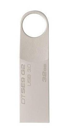 USB Флеш 32GB 3.0 Kingston DTSE9G2/32GB металл