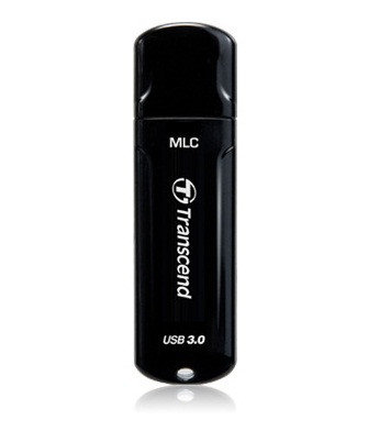 USB Флеш 32GB 3.0 Transcend TS32GJF750K черный, фото 2