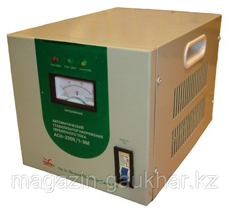 Стабилизатор напряжения ACH-2000 2 кВт