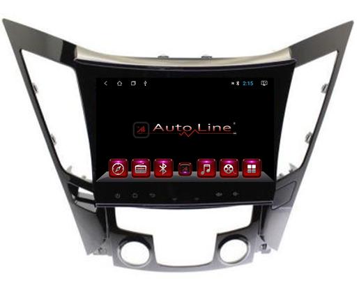Автомагнитола AutoLine Hyundai Sonata 7- 4 ЯДРА (QUAD CORE), фото 2