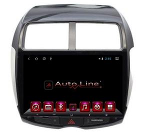ANDROID 8.1.0 Mitsubishi ASX HD ЭКРАН 1024-600 ПРОЦЕССОР 4 ЯДРА (QUAD CORE)