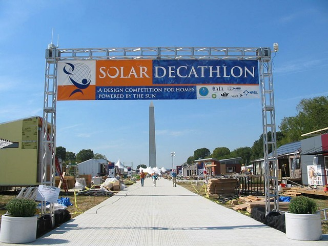 Solar Decathlor 2011