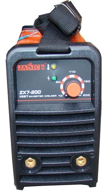 Аппарат сварочный инверторный Jasic ZX7-200 A