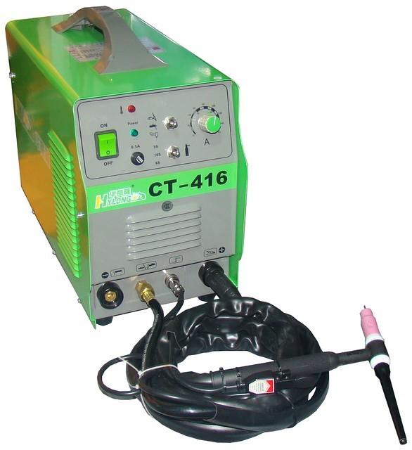 Аппарат сварочный 3 в 1 (аргон, плазма, инвертор)  Hylong СТ416