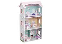 Кукольный дом 8 предм. EF4121 (Edufun, Великобритания)