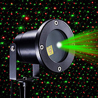 Лазерный проектор Red & Green Waterproof Laser Shower
