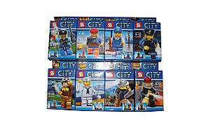 Лего сити человечка SY263