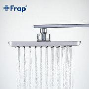 FRAP F001-20 Лейка для тропического душа 200*200 мм хром