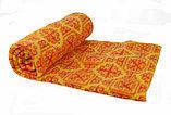 Одеяло (флисовое одеяло для укрывания)(1800*1350мм,красный), фото 2