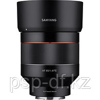Объектив Samyang AF 85mm f/1.4 FE