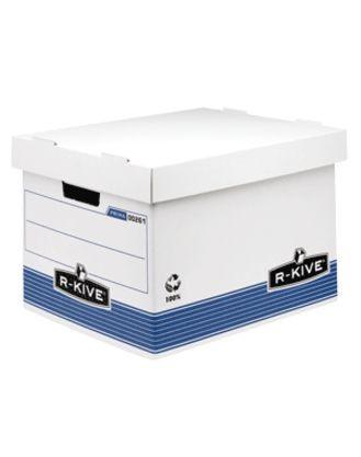 «Архивный короб R-Kive Prima Standard сборка FastFold™, 333x285x390 мм. (внутр), картон»