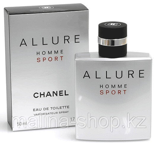 Духи мужские Chanel Allure Homme Sport (Аллюр Хом Спорт) 100 мл