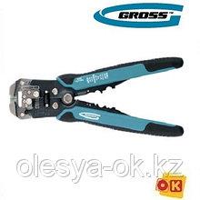 Щипцы для зачистки электропроводов, GROSS 17718