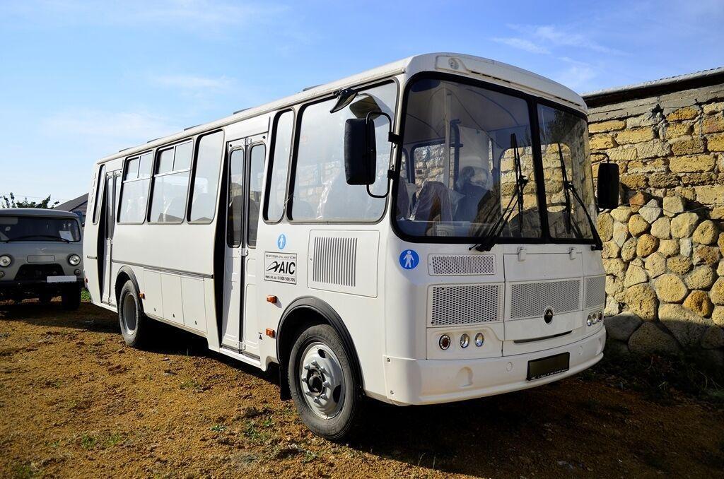 Автобус двухдверный ПАЗ 4234-04 (30 мест)