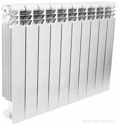 Радиаторы биметаллические Ducla B300