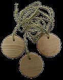 Кедринка гладкая, оберег здоровья, 5-7 см, фото 2
