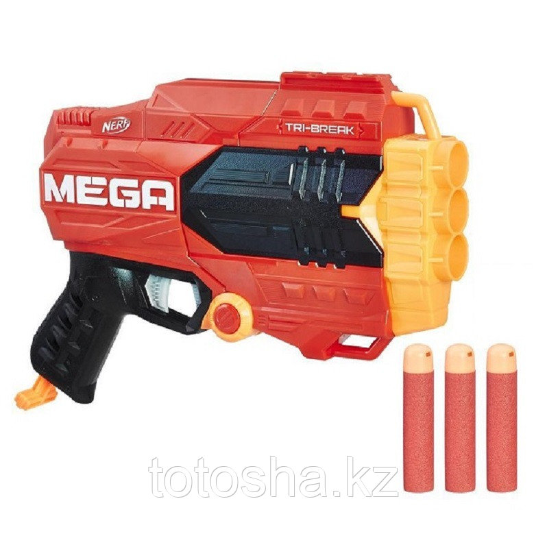 Nerf Mega Tri-Break Мега Три-брейк E0103