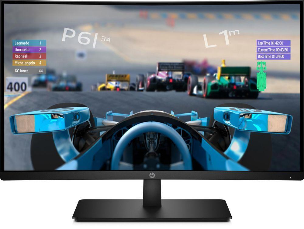 Монитор HP 27x Curved Display