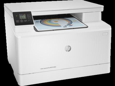 МФУ HP Color LaserJet Pro M180n A4