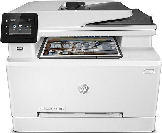 МФУ HP Color LaserJet Pro M280nw A4, фото 2