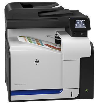 МФУ HP Color LaserJet Pro M570dw A4, фото 2