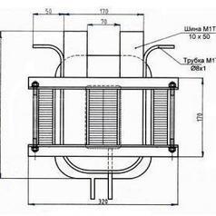 Трансформатор ТВК-35.2 для контактной сварки