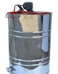 Медогонка нержавейка с поворотом кассет 4-х рамочная под рамку РУТА