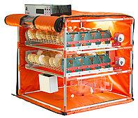 Автоматический инкубатор-конструктор (220V) на 90 яиц, с увлажнителем