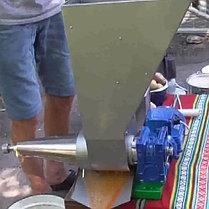 Шнековая соковыжималка для яблок и томатов не требующая очистки СШ-1(до 200 кг/ч), 220/380В, фото 2
