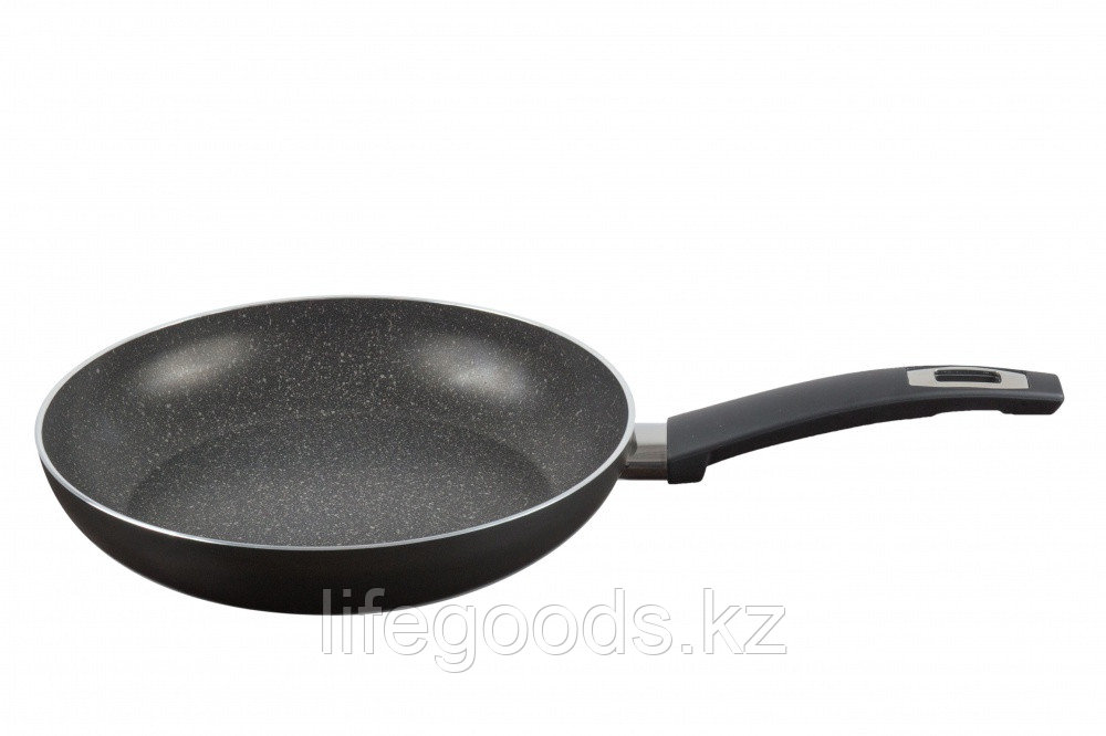 Сковорода 220 мм, 1 ручка, без крышки от торговой марки Калитва ТМ