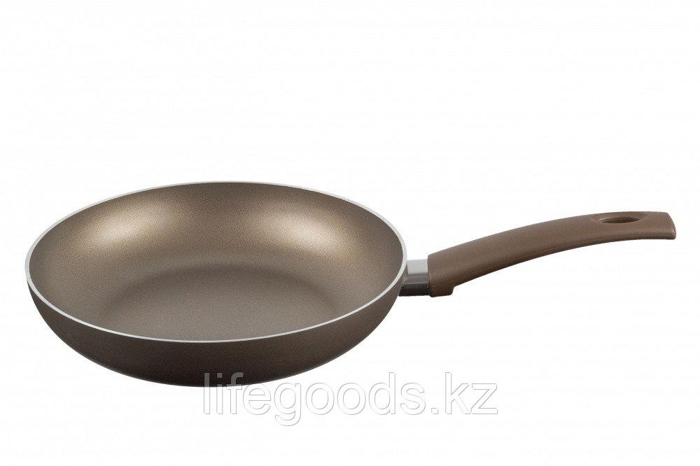 Сковорода 240 мм, 1 ручка, без крышки от торговой марки Калитва ТМ