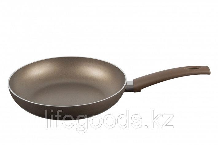 Сковорода 240 мм, 1 ручка, без крышки от торговой марки Калитва ТМ, фото 2
