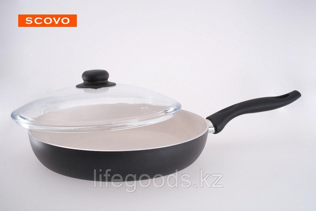 Сковорода  Scovo Medeya, 20 см, с крышкой