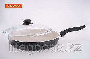 Сковорода  Scovo Medeya, 20 см, с крышкой, фото 2