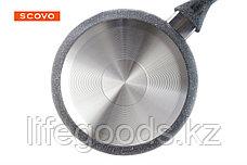Сковорода Scovo Stone Pan, 24 см, без крышки, фото 2