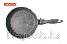 Сковорода Scovo Stone Pan, 20 см, без крышки, фото 2