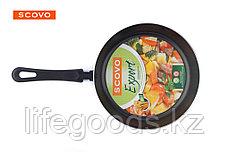 Сковорода  Scovo Expert, 22 см, с крышкой, фото 2