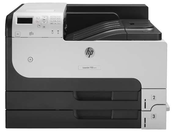 Принтер лазерный HP LaserJet Enterprise 700 M712dn (А3)