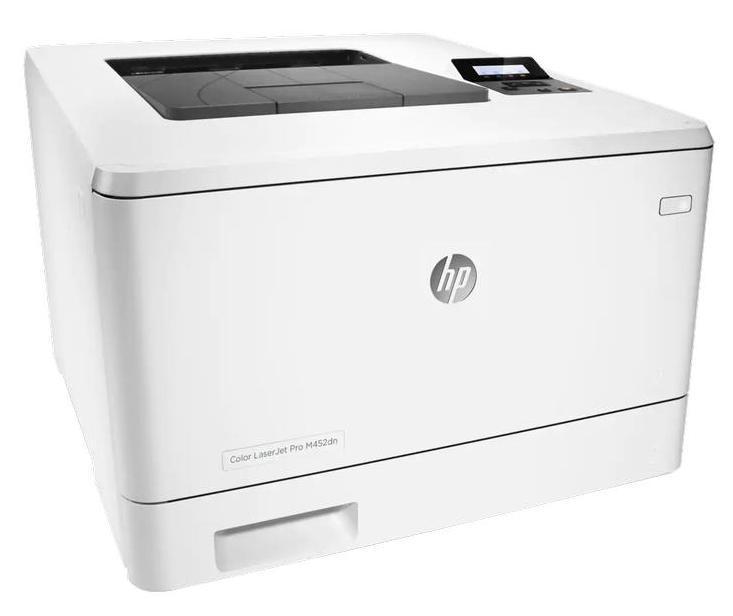 Принтер лазерный цветной HP CF389A Color LaserJet Pro M452dn (А4)