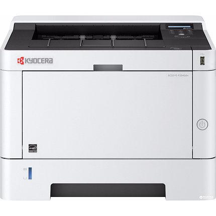 Лазерный принтер Kyocera P2040dn, фото 2