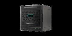 Сервер башенный HPE ProLiant MicroServer Gen10 P07203-421