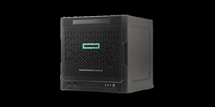 Сервер башенный HPE ProLiant MicroServer Gen10 P07203-421, фото 2
