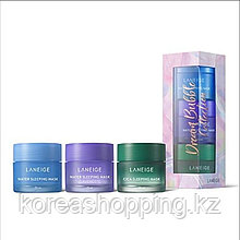 Набор ночных масок для лица, Laneige Dream Bubble Collection Mini Sleeping Mask Trio 3