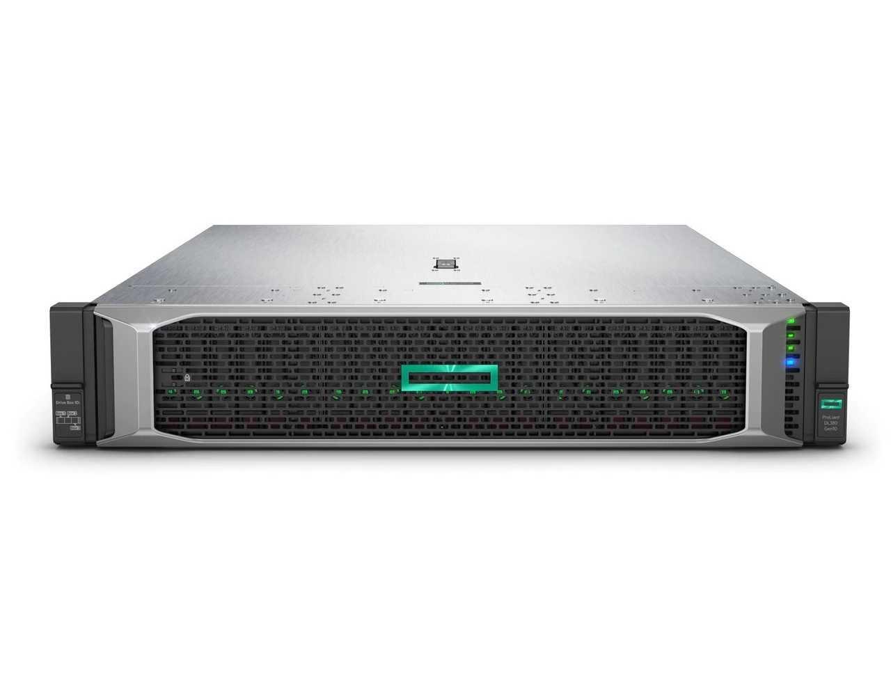 Стоечный сервер Rack HPE P02466-B21