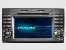 Штатное головное устройство Mercedes-Benz C-Class W203 (2004 2007) «Dynavin»